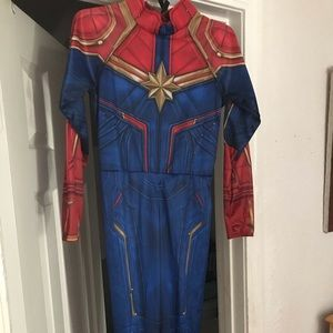 Other - Captain Marvel Costume